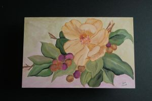 Magnolias by gracepaint