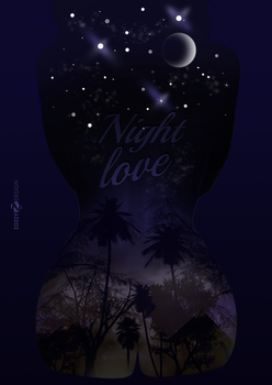 Night Love by Zozzy-evil