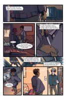 Outre (Issue #3): Out! Out! Out! by Jeyradan
