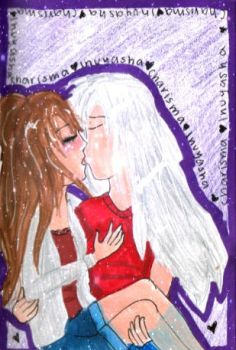 Inuyasha and Charisma:Contest. by Kagome-Koi