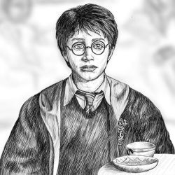 Harry Potter: You have the GRIM by tomify