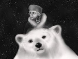 The Golden Compass by klorel03