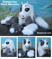 Glamorous Goat Monster by LilleahWest