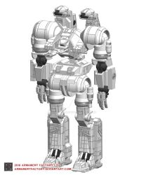 ARMOR UP 02 by ARMAMENTFACTORY