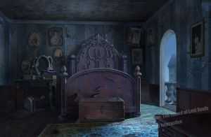 Girl's room, hidden object game/hopa game by novtilus