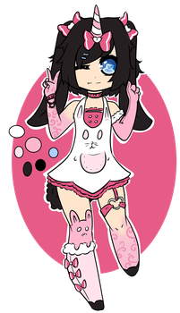 rare Hatsubaby adopt Auction (closed) by shimmering-jade
