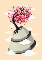 Cherry Blossom by freeminds