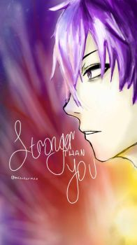 Stronger Than You by Poilly