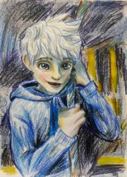 RotG: Jack Frost by AnMaInKa