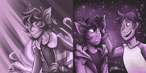 Galra Keith Palettes by luxites