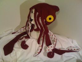 GIANT SQUID Hat by tacksidermia