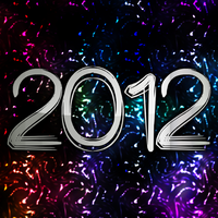 2012 New Year's Text by DefectiveDre