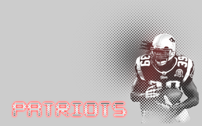 Laurence Maroney, Patriots by wrennette