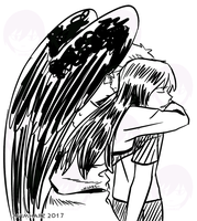 Quick Sketch: Embrace by avimHarZ