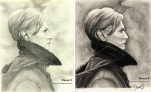 DAVID BOWIE - Before and After by Dianah3