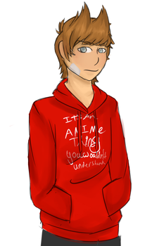 Another Tord (expect a ton of Eddsworld) by GazGirl10