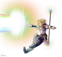 Final Spark by Epifex