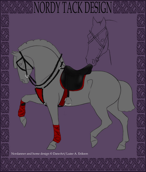Standard Nordanner Tack - For Auction by NorthernMyth