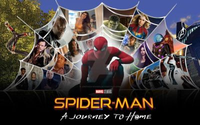Spider-Man A Journey To Home