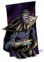 Thanos by RecsFX