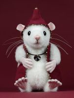 A Valentine mouse by LisaAP