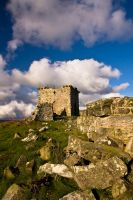 Rothley Castle 2 colour by newcastlemale