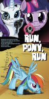 Run, Pony, Run by Berlioz-II