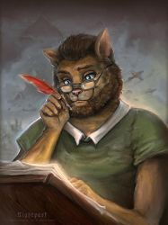 The Creating Meow by Wer-Kater