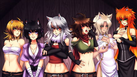 Class photo by Crescentia-Fortuna
