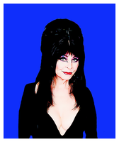 Elvira Mistress of the Dark by PsycoJimi