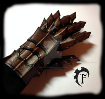 Gauntlets by Feral-Workshop