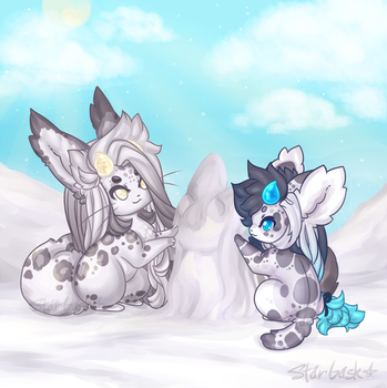 [A Winter Farewell] To Snownin by starbask