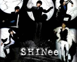 SHINee by r-ann