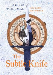 The Subtle Knife Cover by Simbelmina