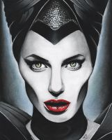 Maleficent by cconnell