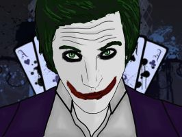 Troy Baker as The Joker by Rated-R4-Ryan