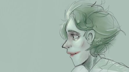 Joker test by MayaStar525