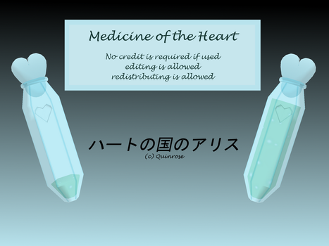 MMD Medicine of the Heart DL by 0-0-Alice-0-0