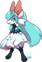#176 Fornlee w/m - Phosphophyllite (FLASH AUCTION) by Kitkabean
