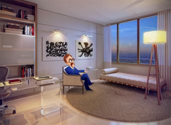 Rossi Residencial 2 by leocartunista