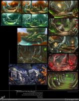 Environment Color Roughs 2 by RynoZebz