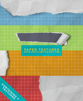 Paper Textures #1 by Artie-Pants