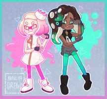Off the hook! by Nemufrog