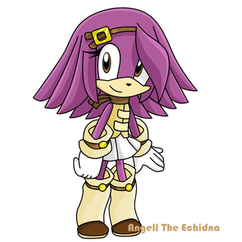 Angell Echidna 2011 by angell0o0