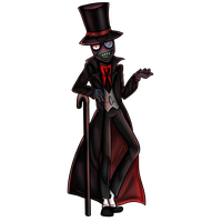 Black Hat by Syd-The-Artist