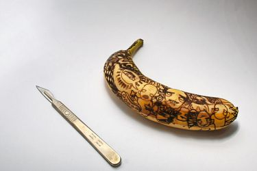 Banana Tattoos by mattrobinson