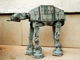 AT-AT Walker by hannay1982