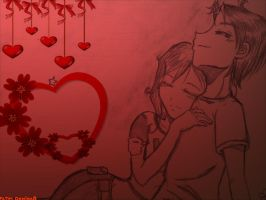 Love Wallpaper by fatihdmrg
