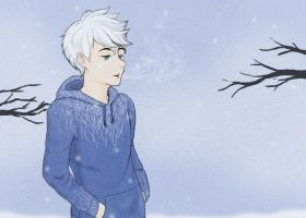 Jack Frost by Lilanjix