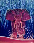 the Elephant by vonnbriggs